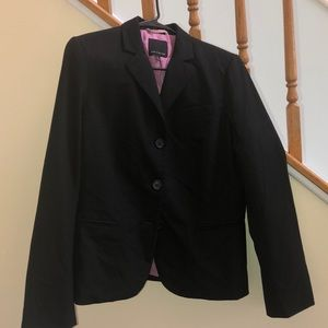 The Limited Suiting Jacket Black Sz 8